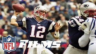 #1 Tom Brady | Top 10 Patriots of All Time | NFL