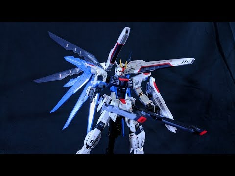 Gunpla Reviews - Real Grade Freedom Gundam