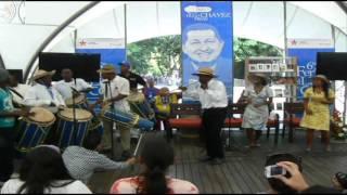 Chimbángueles en la Feria del Libro - Golpe Chocho