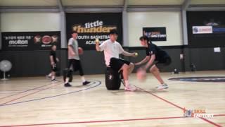 스킬팩토리 - Pre-season training (KEB하나은행 신지현, BYU 이주한)