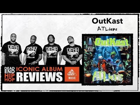 OutKast ATLiens Album Review  Dead End Hip Hop