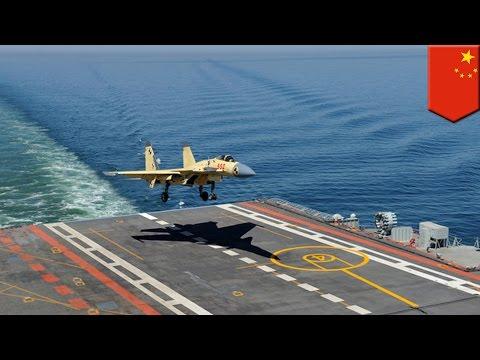 Relations sino-américaines : La Chine avoue construire un nouveau porte-avions