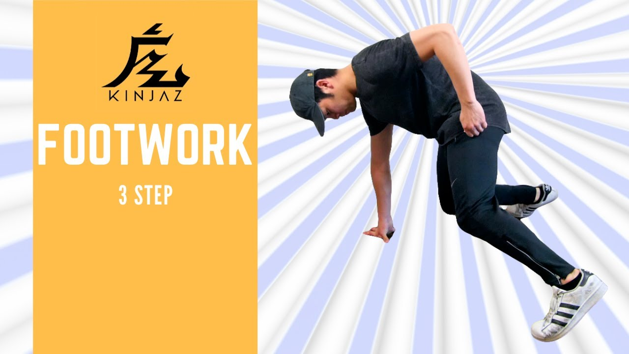 how to breakdance basic moves