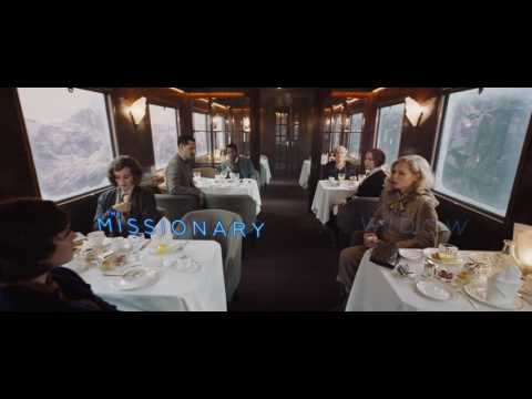 Murder On The Orient Express - Official® Trailer [HD]