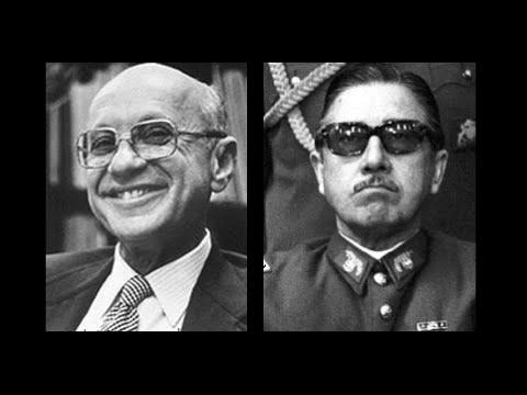 Milton Friedman's Involvement With The Brutal Pinochet Dictatorship