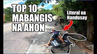 TOP 10 MABANGIS NA AHON