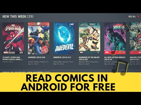 Read Comics On Android For Free!