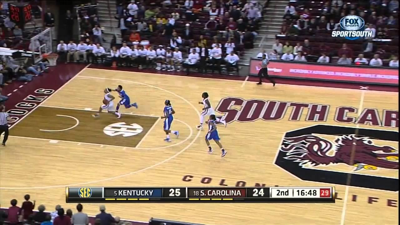 01 24 2013 Kentucky Vs South Carolina Women S Basketball Highlights