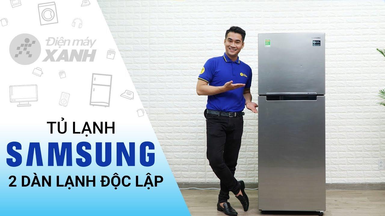 Tủ lạnh Samsung 299 lít RT29K5012S8/SV – Hai dàn lạnh độc lập | Điện máy XANH