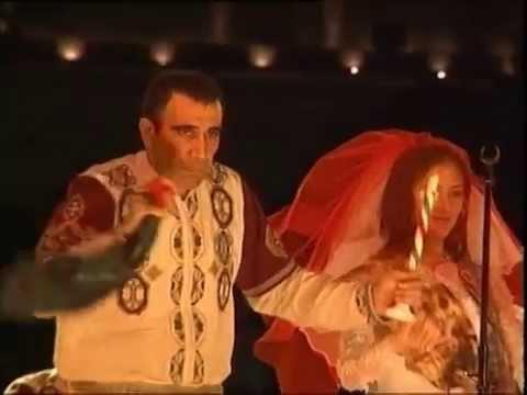 Shoghaken Ensemble - Armenian folk dance GYOVEND