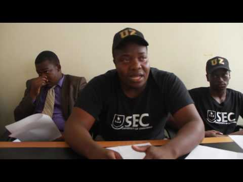 University of Zimbabwe (UZ) SRC calls for free education and student grants