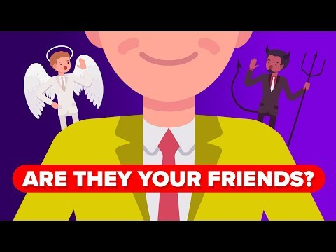 What Is The Difference Between Friends and Frenemies?