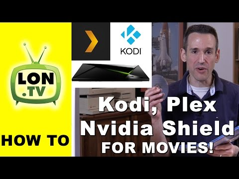 How I use Kodi (SPMC) and Plex to Store...