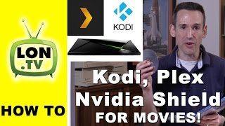 How I use Kodi (SPMC) and Plex to Store and Watch Blu-Rays with my Nvidia Shield TV