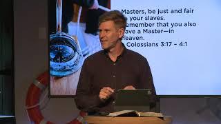[29 November 2020] Navigation - When faith meets home and work - Jonathan Dove