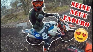 Motocross fahren mit Blackout und AdrenaliNik