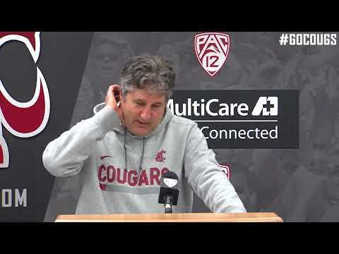 Mike Leach Press Conference 10.2