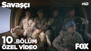 Albay Kopuz, Yüzbaşı Kağan ve Bayram Başçavuş kurtulabilecek mi? Savaşçı 10. Bölüm