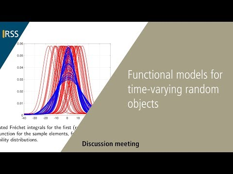 RSS Discussion Meeting: Functional models for time-varying random objects