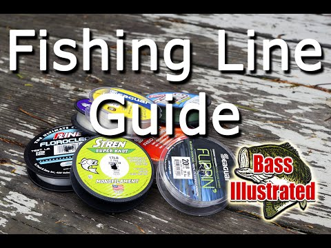 Fishing Line Guide