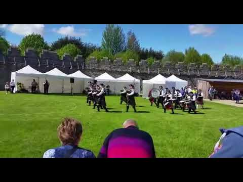 Carlow Pipe Band, Leinster Championships 2018