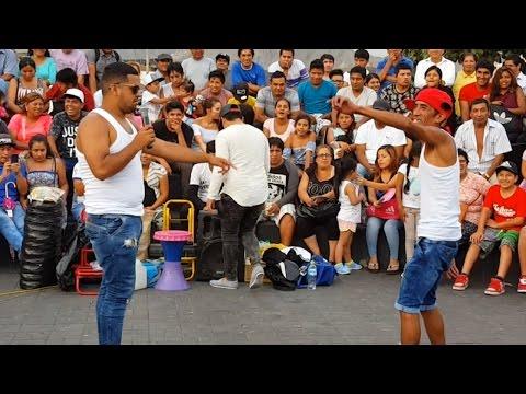 LOS HEREDEROS DE LA RISA! ★ JEFFERSON, FLAUTIN Y KEVIN ★ COMICOS AMBULANTES!