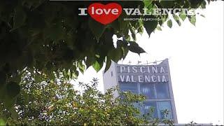 Самый старинный бассейн Валенсии.