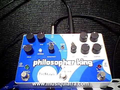 Pigtronix Philosopher King parte 1