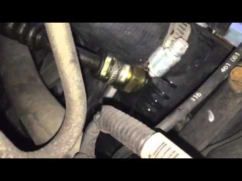 Volvo 1998 S70 T5 Radiator Leak - YouTube