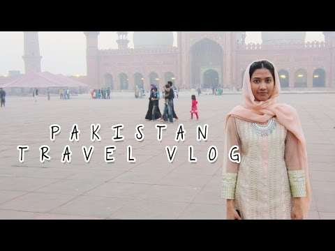 PAKISTAN VLOG 2016 - 2017 | Travel Diaries ✈🇵🇰