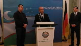 Прием на работу граждан Узбекистана в 2018 году