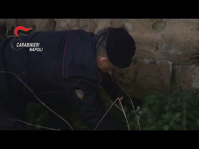 """Carabinieri arrestano 11 spacciatori al rione Traiano, teatro nei giorni scorsi di diverse """"stese"""""""
