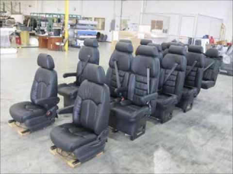 Mercedes Benz Sprinter Luxury Captain Chairs Sp15 Seating