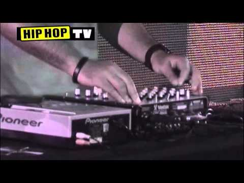 Kurtis Blow - Live in Sofia (Bulgaria) HipHop TV
