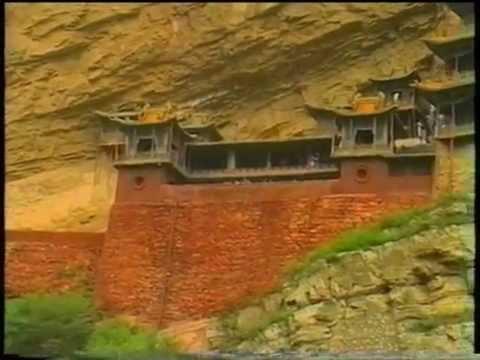 Zwiedzanie Chin - Wiszący klasztor i Datong