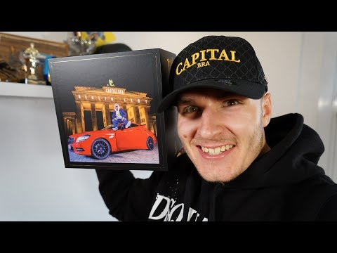 CAPITAL BRA - BERLIN LEBT (Box-Set) UNBOXING