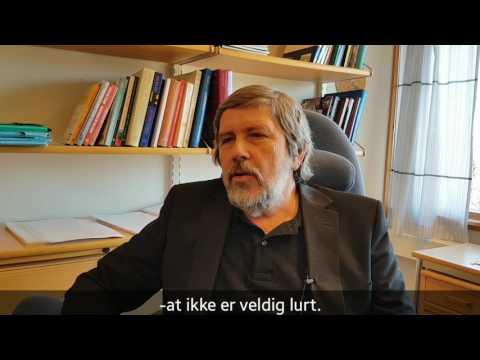 Stein Erik Ulvund om filmen Barndom