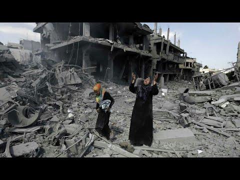 7 KEAJAIBAN DI GAZA PALESTINA