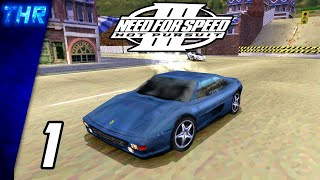 Need for Speed III: Hot Pursuit (PS1) - Part 1 - Gameplay Walkthrough