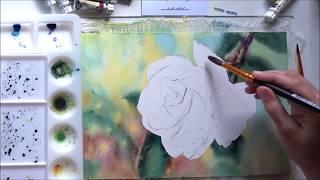 Любовь Титова - Сказочная роза (превью к уроку)