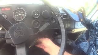 Как правильно заводить ГАЗ-53