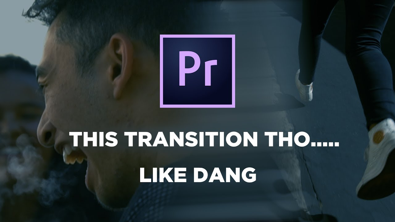 Another Siiiick Premiere Pro Transition Technique: Directional Blur