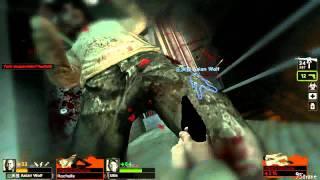 Left 4 Dead 2 - The Dawn of Fails