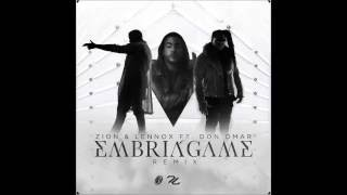Zion Y Lennox Ft. Don Omar - Embriagame