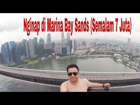 Review Hotel Marina Bay Sands Singapore. Pengalaman Seru Weekend Happy