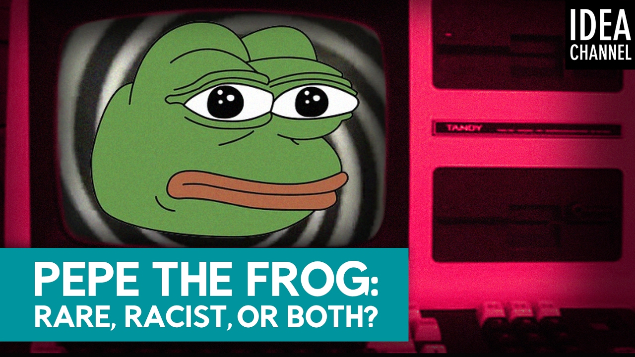 Pepe Rare Racist or Both