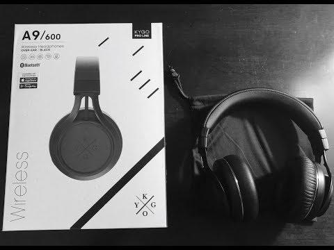 Kygo Life A9/600 Headphones Review