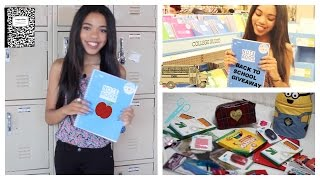 Back To School Supplies Haul 2014 + giveaway!!! Thumbnail