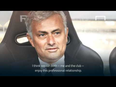 Goal Exclusive interview - Mourinho on signing Pogba and life at Manchester United