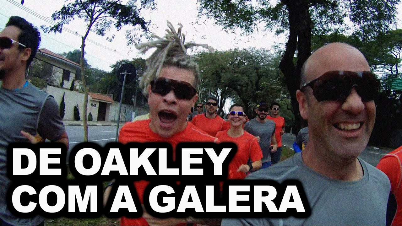 DE OAKLEY COM A GALERA - YouTube 93c90e9d0c